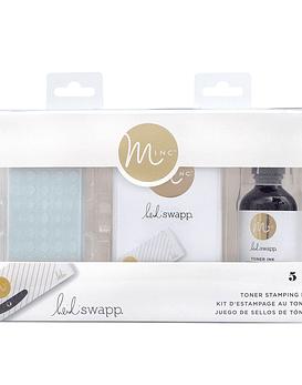 Heidi Swapp Minc Stamping Kit