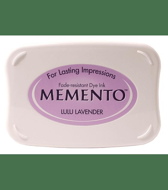 Memento almohadilla de tinta Lulu Lavender