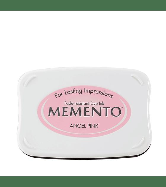 Memento almohadilla de tinta Angel Pink