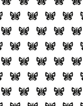 Texturizador Nellies Spring Butterflies