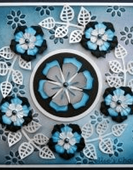 Texturizador Nellies Spring Flowers