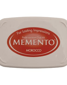 Memento almohadilla de tinta Morocco