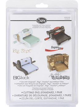 Sizzix Big Shot Placas de Corte