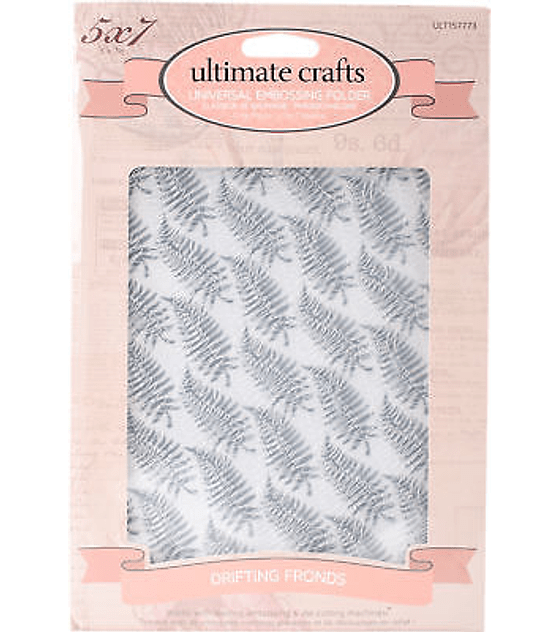 Ultimate Crafts Drifting Fronds