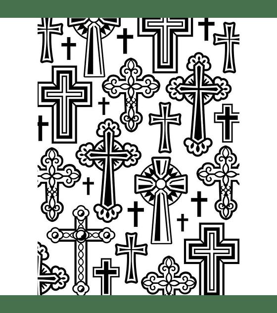 Darice Texturizador Cruces