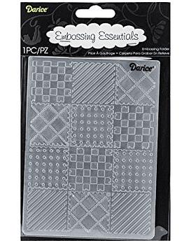 Darice Texturizador Quilt Blocks