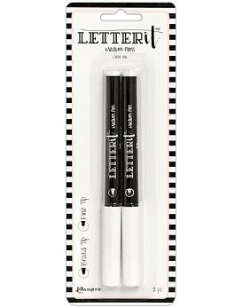 Letter it lapices medium