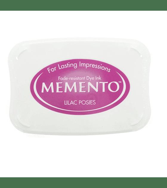 Memento almohadilla de tinta Lilac Poisies