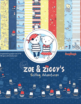 Scrapberrys Zoe&Ziggys