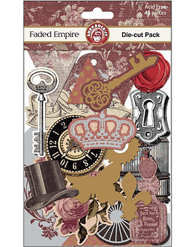 Faded Empire Die Cuts