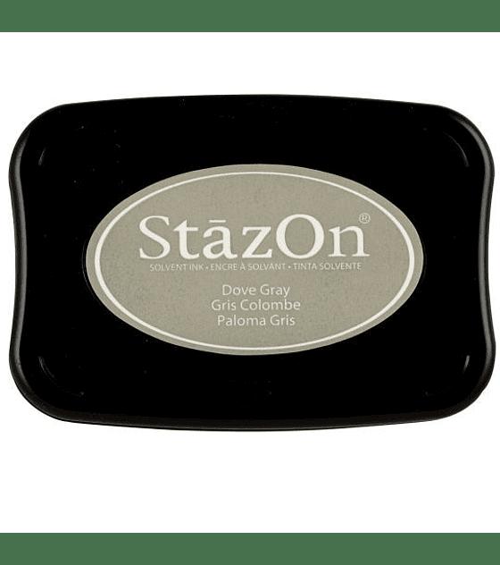 StazOn tinta Dove Grey