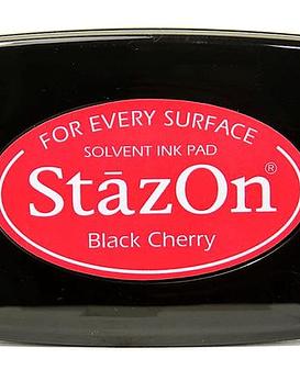 StazOn tinta Black Cherry