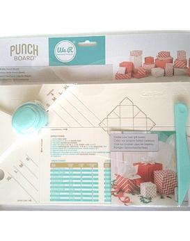 WeR Gift Box Punch Board