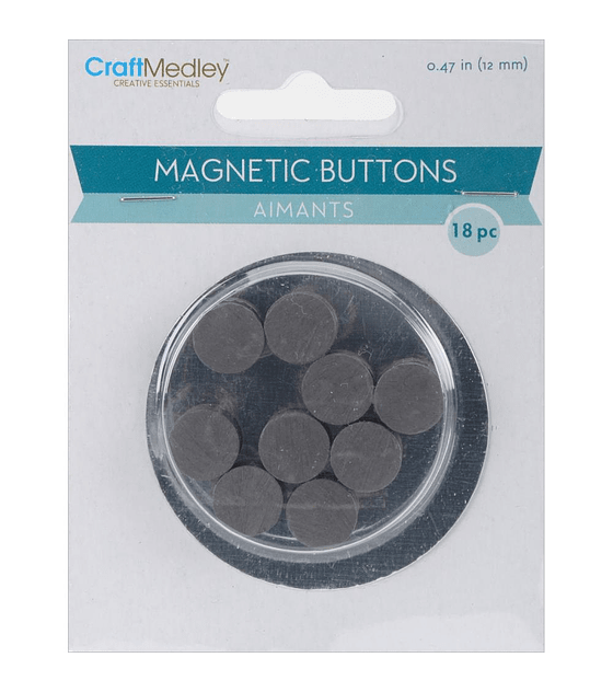 Craft medley Imanes de 12mm