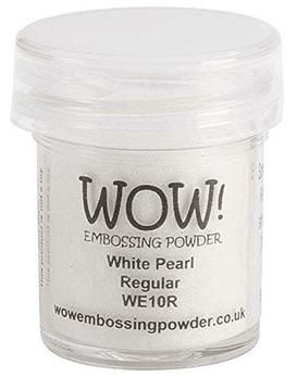 Wow polvos de embossing White Pearl
