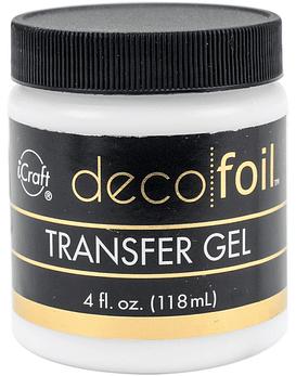 Foil Transfer Gel
