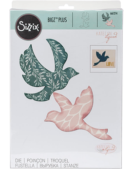 Sizzix bigZ Plus Aves (Para Big Shot Plus)