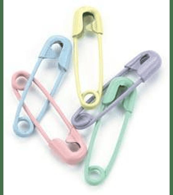 Pins colores pasteles