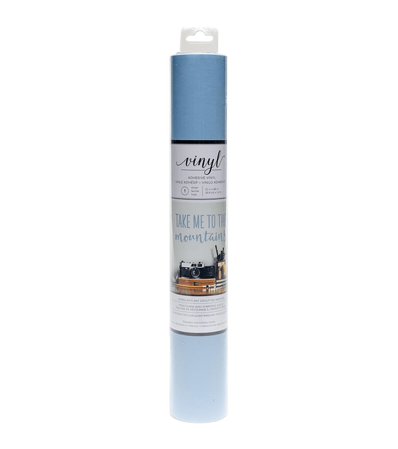 Vinilo Adhesivo Light Blue