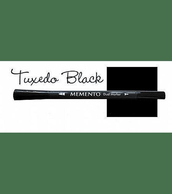Memento Marker Tuxedo Black