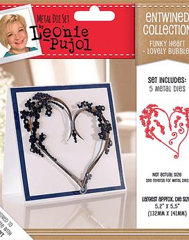 Leonie Pujol Funky Heart