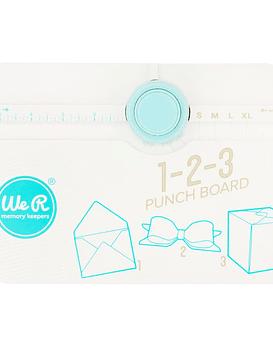 WeR 123 Punch Board