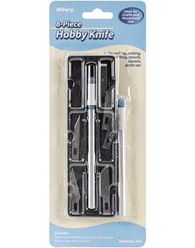 Bisturi con 6 cuchillas