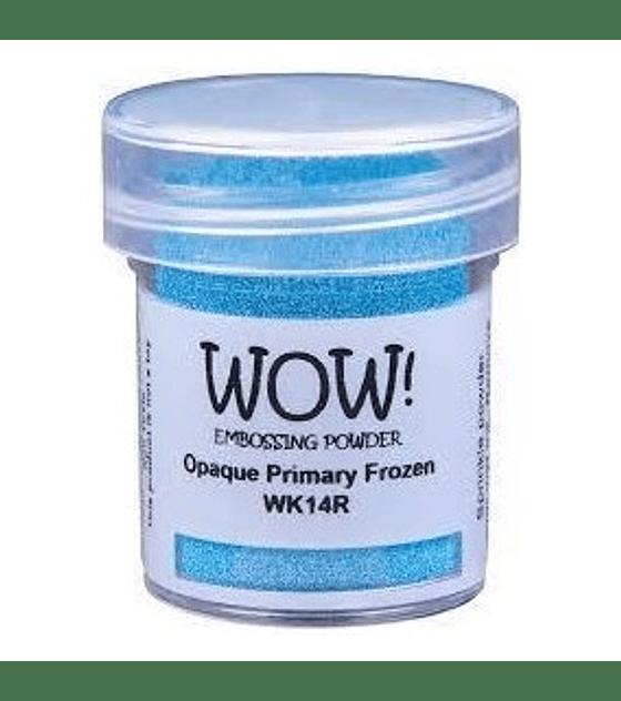 Wow! Embossing Powder Frozen