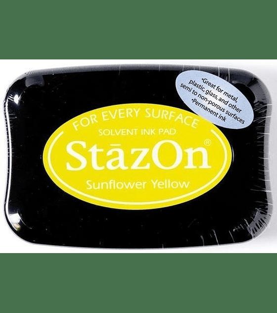 StazOn tinta Sunflower Yellow