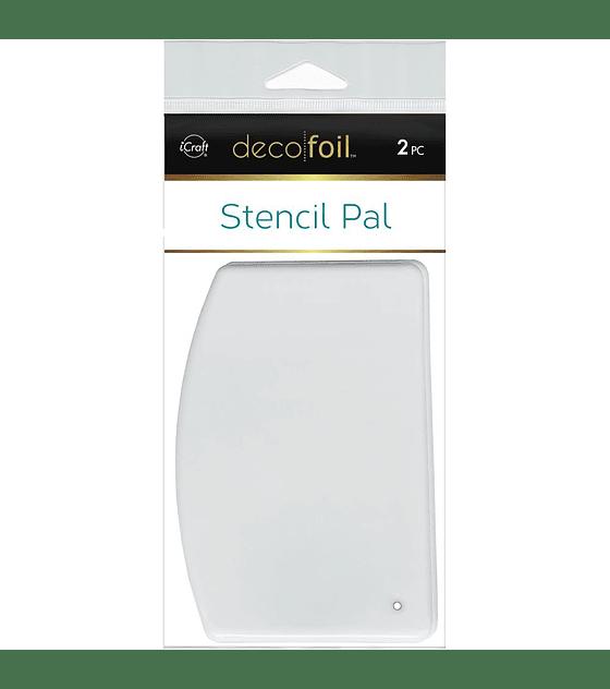 Deco Foil Stencil Pal