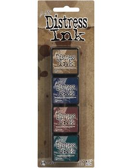 Ranger Mini Distress Ink Sets 1