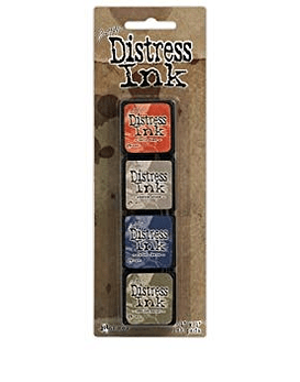 Ranger Mini Distress Ink Sets 2