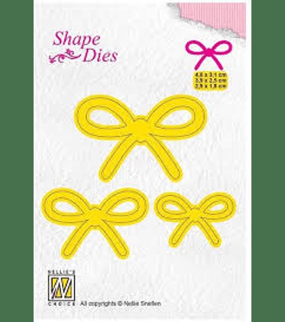 Shape Dies Bows
