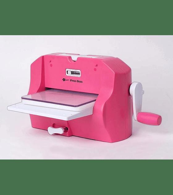 Nellie's Press Boss Maquina Troqueladora A4