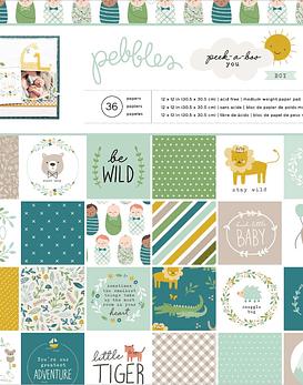 Peek-A-Boo Pebbles