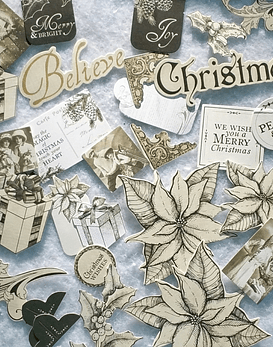 Kaisercraft Die Cuts Christmas Edition