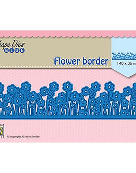 Nellie's Flower Border