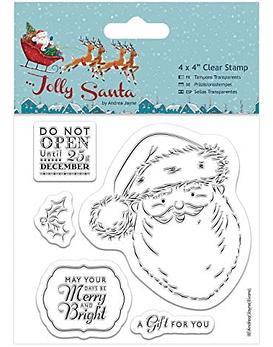 Docrafts Santa