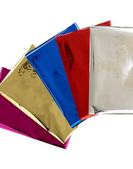 WeR Pliegues de Foil varios colores