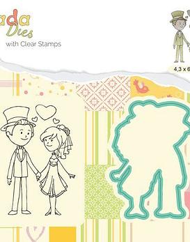 Stamp and Die Set In love