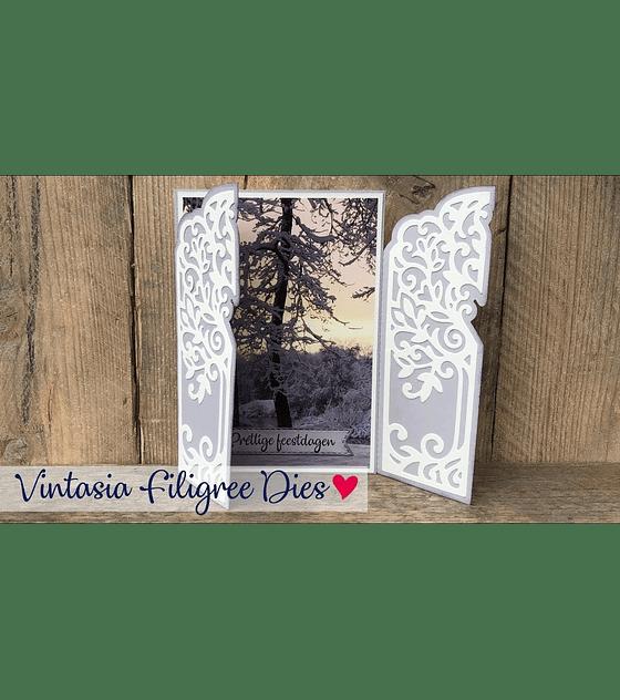 Vintasia Filigree Dies Tree