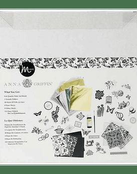 Mini Minc Aplicador de Foil de Heidi Swapp Version Europea + Floral Kit