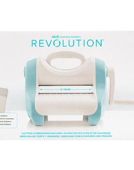 WeR Revolution maquina troqueladora