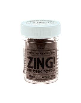 Zing Polvos de Embossing Cobre