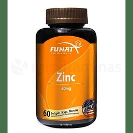 Zinc Gluconato  50 mg Funat