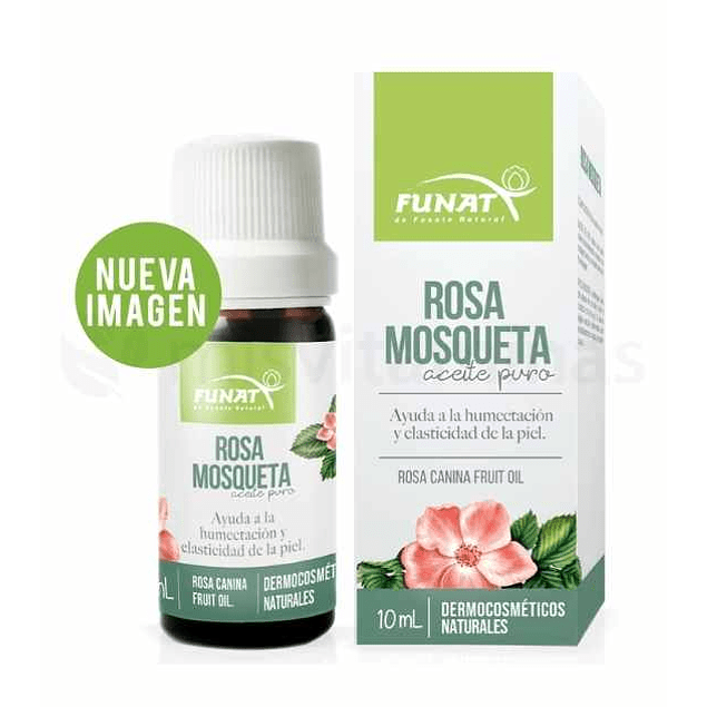 Rosa Mosqueta Aceite escencial puro 10ml