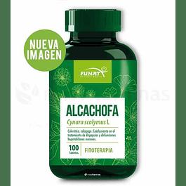 Alcachofa 100 Tabletas  Funat