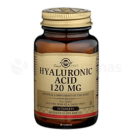 Hyaluronic Acid Solgar
