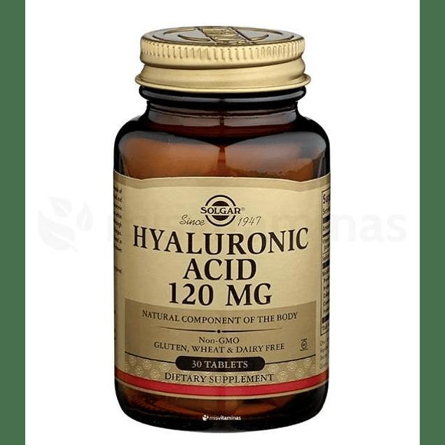 Hyaluronic Acid Solgar