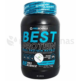 Best Protein Dual Matrix Isolate Proscience 2 Libras